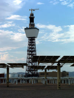 Solar concentrator thermal power systems.